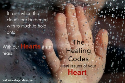 The Healing Codes Heal Heavy Hearts