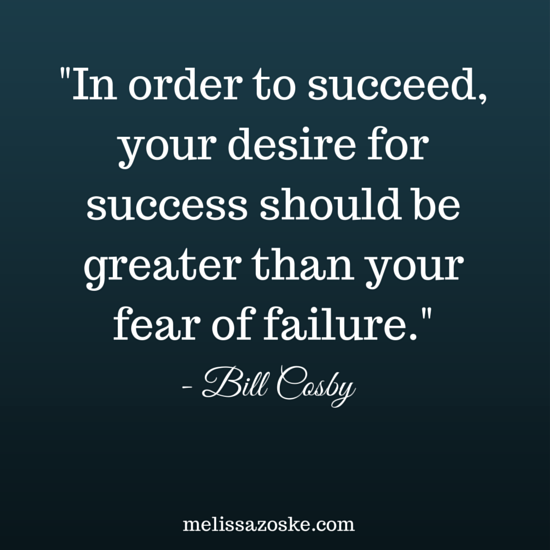 Do You Fear Failure?