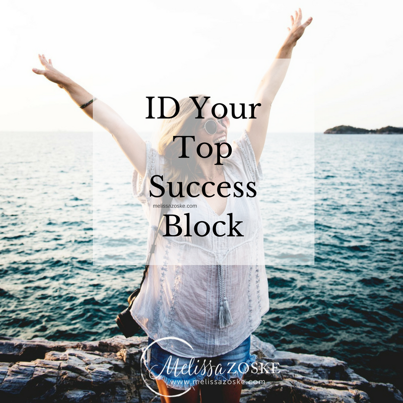 ID Your Top Success Block Quiz