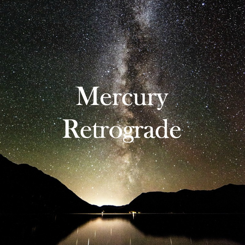 Mercury Retrograde Energy Detox and Lifestyle Upgrade