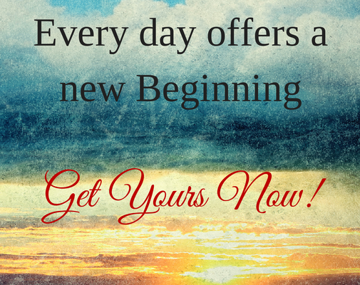 Your New Beginning Starts Here