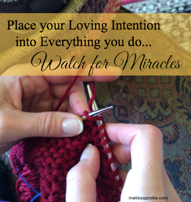 How Your Intention Can Heal