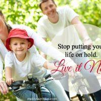Start Living An Incredible Life