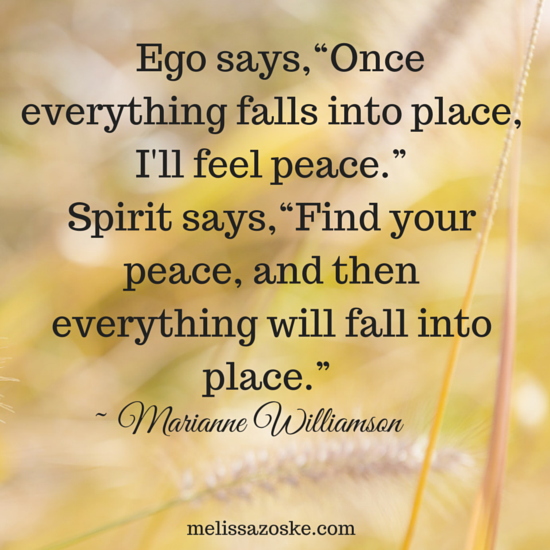5 Easy Tips To Manifesting Peace