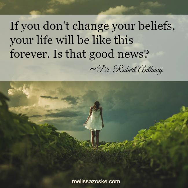 Did you inherit a sabotaging belief?