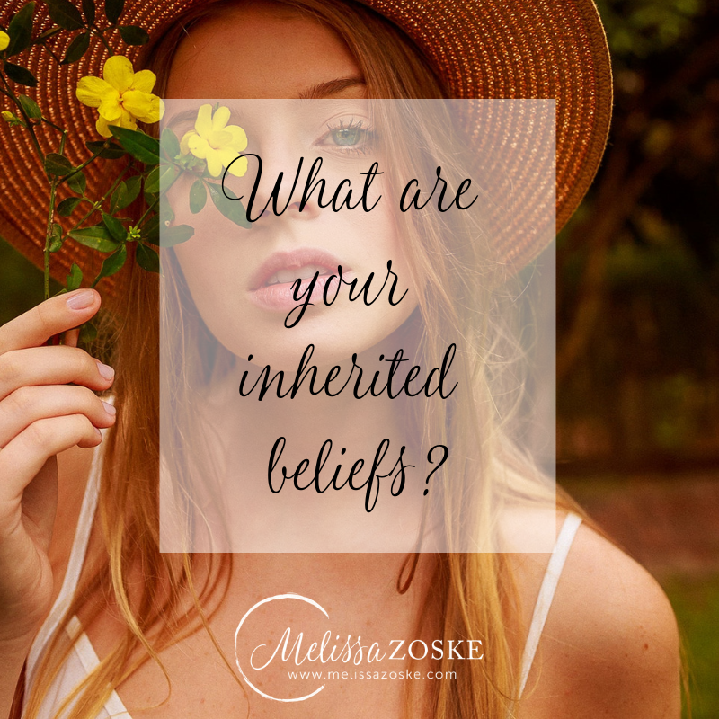 Inherited Beliefs Keeping You From Getting New Clients?