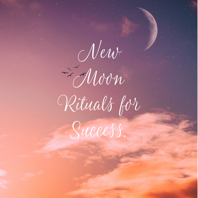 New Moon Tips for Success
